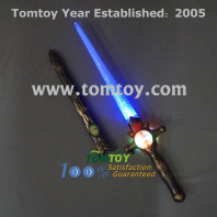 led flashing sword tm025-102