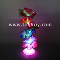 led flower fiber optic centerpieces tm186-001