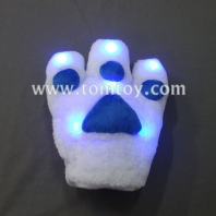 led fluffy paw palm tm121-011