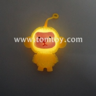 led four color monkeys puffer ball tm02875