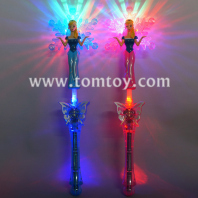 led frozen snowflake princess wand tm04359
