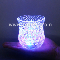 led glowing lights cellular cup for nightclub bar party tm01877