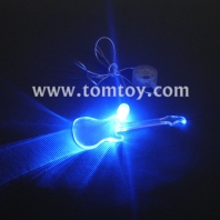 led guitar necklace tm00053-guitar