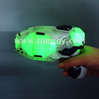 led gun toy with spinning ball tm02223