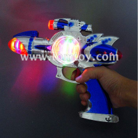 led gun toys with light and sounds tm00434
