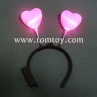 led heart headband tm113-001