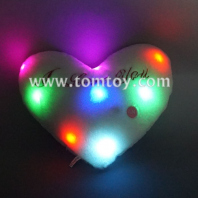 led heart shaped pillow tm03189