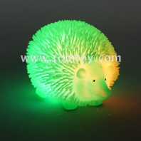 led hedgehog yo-yo ball tm03333