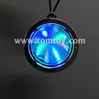 led infinity tunnel necklace tm04313