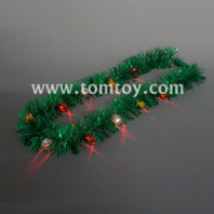 led jingle bell necklace tm04635