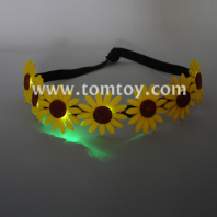 led light floral wreath crown tm02994