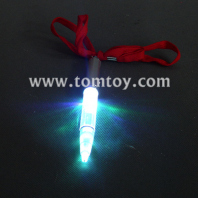led light pen with lanyard tm044-001