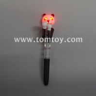 led light pen with panda boxing tm05884