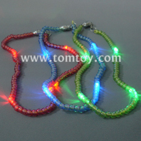 led light up beads necklace assorted tm041-025