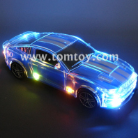 led light up car with music tm269-004-bl