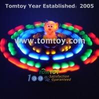 led light up clown spinner tm025-003_clown