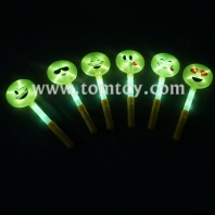 led light up emoji stick wand tm03122