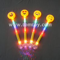led light up emoji wand tm02834