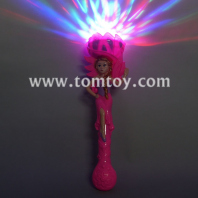 led light up fairy princess wand toy tm03075