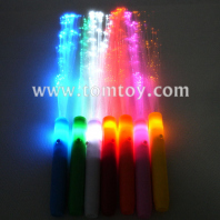 led light up fiber optic wand tm013-014