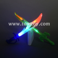 led light up flashing saber sword with sounds tm03067