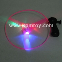 led light up flying disc tm054-001-pk