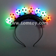 led light up football headband tm03303