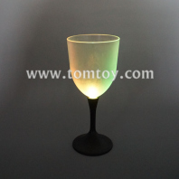 led light up goblet wine glasses tm02628