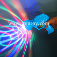 led light up gun toys with projector tm01459
