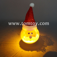 led light up hanging ornament tm04505-santa claus