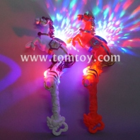 led light up horse wand with clop tm03077