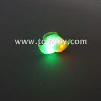 led light up jelly mustache rings tm04241