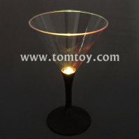 led light up martini cocktail cup tm01854