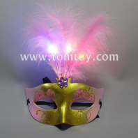 led light up masquerade mask tm179-001-pk