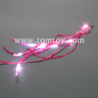 led light up noodle hair clips tm013-060