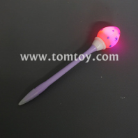 led light up pen with strawberry tm04402