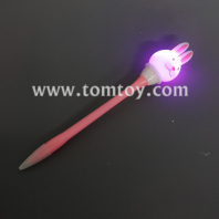 led light up rabbit pen tm04405
