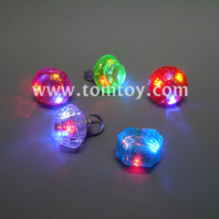 led light up rings assorted tm02777