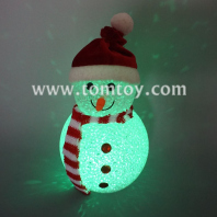 led light up snowman tm02150