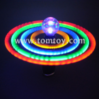led light up spinning ball tm025-003-ball