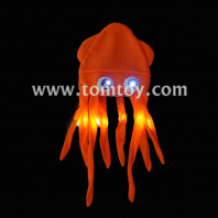 led light up squid hat tm02561-or
