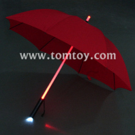 led lightsaber light up golf umbrella tm104-003