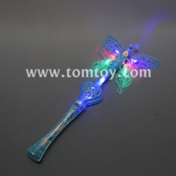 led magic fairy butterfly wand tm101-119-bl