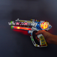 led mini blaster gun with sound tm00767
