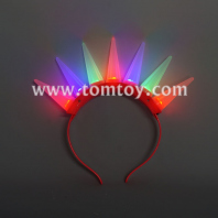 led mohawk headband tm04666-rd