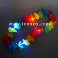 led multicolor festive necklace tm00692