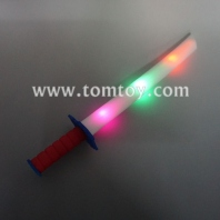 led multicolor foam sword tm02891