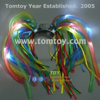 led noddles headband-multicolor tm013-035-mlt