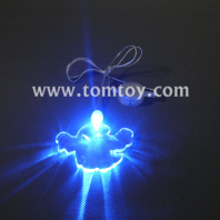 led pendant necklace-ghost tm00053-ghost