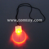 led pendant necklace with string tm00059-2